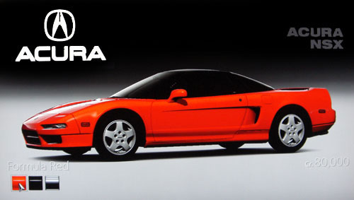 Acura NSX de 1991 - GT5 Prologue