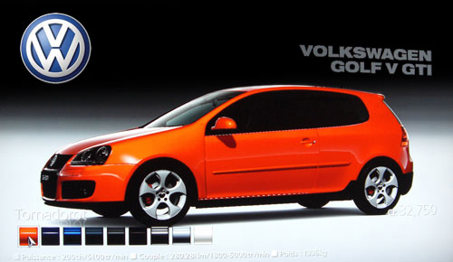 volkswagen golf v gti 2005 gran turismo 5 prologue. Black Bedroom Furniture Sets. Home Design Ideas